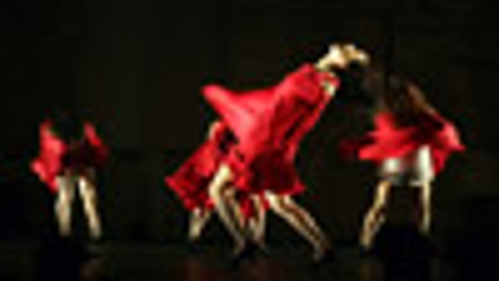 Estreno en España de la obra 'Shoku', representada por la compañía japonesa 'Batik' en el III Festival Internacional de las Artes de Castilla y León